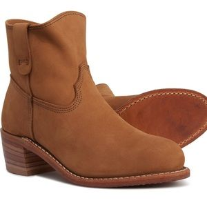 Red Wing Shoes Inez Women's Leather Heeled Boots